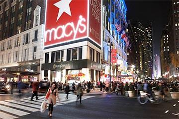 New York City Malls